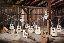Lakewood Guitars shoot by René Weiss Photography